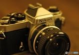 Nikon FE (フツーにイイ)