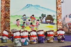 忘れられた日本の風景とお地蔵様