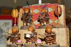 コロボックル達の雛祭り