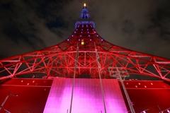 東京タワー 特別ライトアップ
