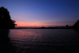 荒川夕焼け
