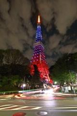 東京タワー特別ライトアップ2