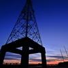 荒川 鉄塔