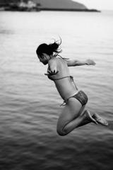 Dive into th sea