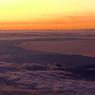 PANASONIC DMC-GH1で撮影した風景(相模遠望)の写真(画像)