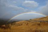 虹のトンネルを超えて