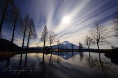 月雲に遊ぶ