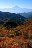 彩りの山脈