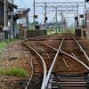 ローカルな線路