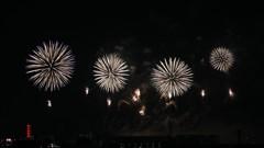 昨晩の花火大会3