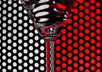 RICOH IMAGING PENTAX K-1で撮影した(赤と白のグラス)の写真(画像)
