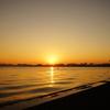 東京湾の夕景 7