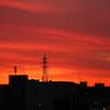 夕焼けの街 1