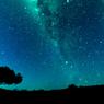 銀河を見渡して