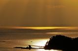 船越展望台からの夕景