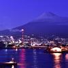 富士山麓の風景