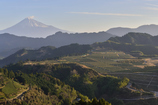 静岡県清水区吉原の朝景