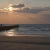 大晦日の内海海岸