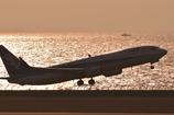 機体のシルエット