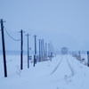 津軽の冬「ヤツが来る」