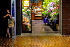 6月の花屋