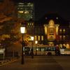 東京驛舎前