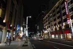 日本橋夕涼み