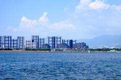 芦屋浜...1