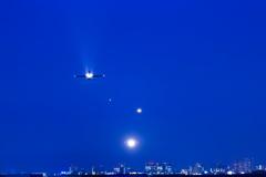 Night flight...2