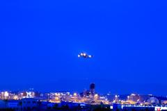 Night flight...1