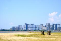 芦屋浜...2