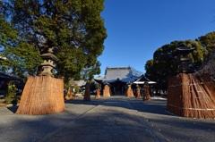 国宝鑁阿寺本堂