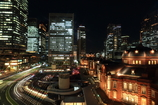 東京駅 from KITTE