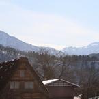 CANON Canon EOS 7Dで撮影した風景(世界遺産白川郷)の写真(画像)