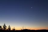 金星とアンタレス