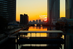 最後の夕陽in2011