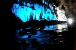 三十槌の氷柱~ブルー&ホワイト~