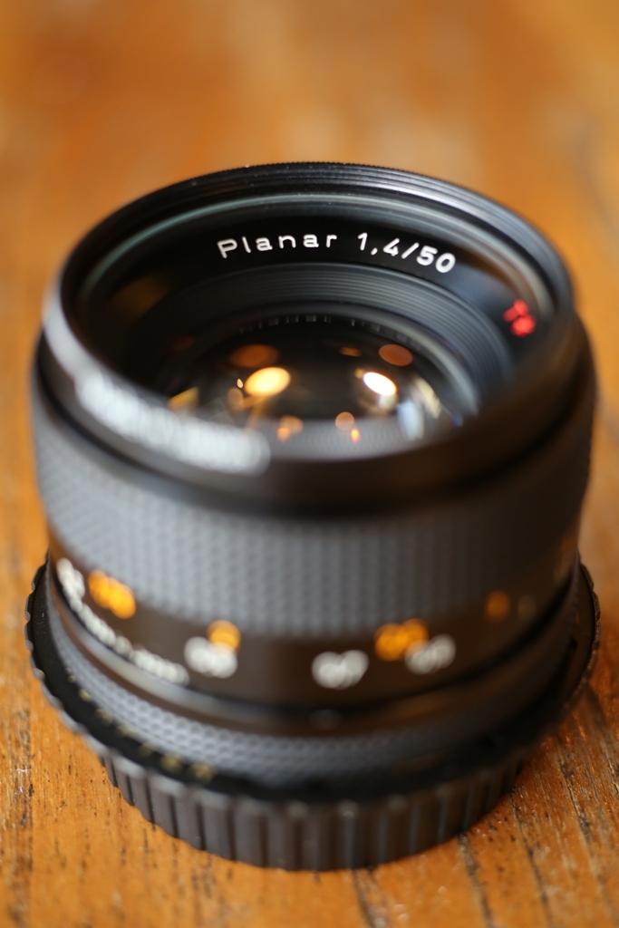 PlanarでPlanarを撮る(^。^)