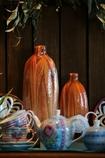 カラフルな花瓶