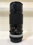 レンズ購入:Canon FD200mm F4 S.S.C.