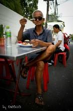 Sukhumvit soi38 Bangkok / DSC08954-1