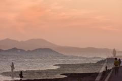 ninjinの松江百景  宍道湖 in the twilight 3