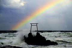 ninjinの伯耆の国散歩 暴れる日本海 1