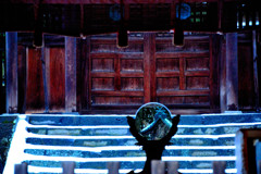 松江百景 出雲の神々 御神鏡