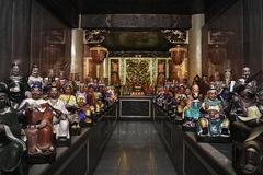 ninjinの台湾散歩 台中 寺院2
