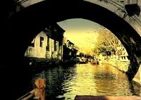 古鎮 水路が結ぶ生活 周庄