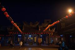 ninjinの台湾散歩 台中 寺院1