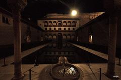 イベリヤ半島の旅 アルハンブラ宮殿 5