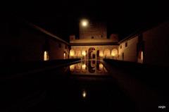 イベリヤ半島の旅 アルハンブラ宮殿 7