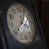古い時計が見てきた景色。